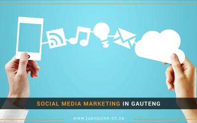 Social Media marketing in Gauteng