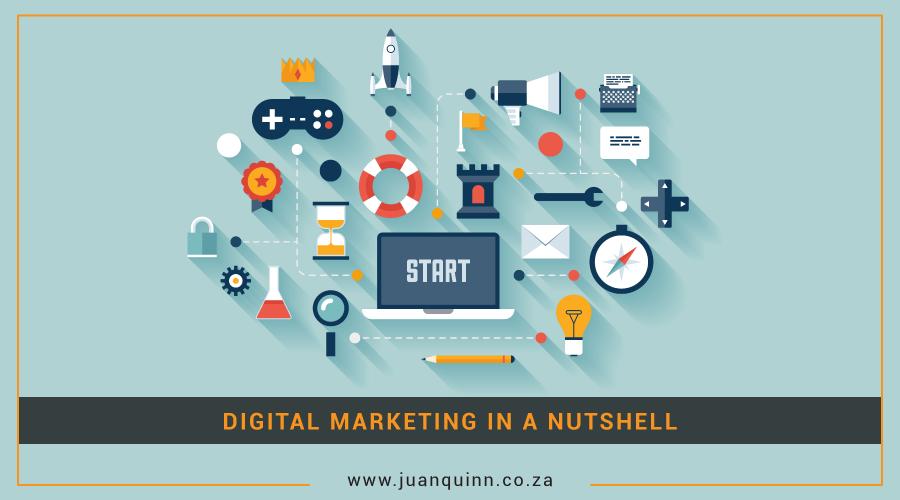Digital Marketing in a Nutshell