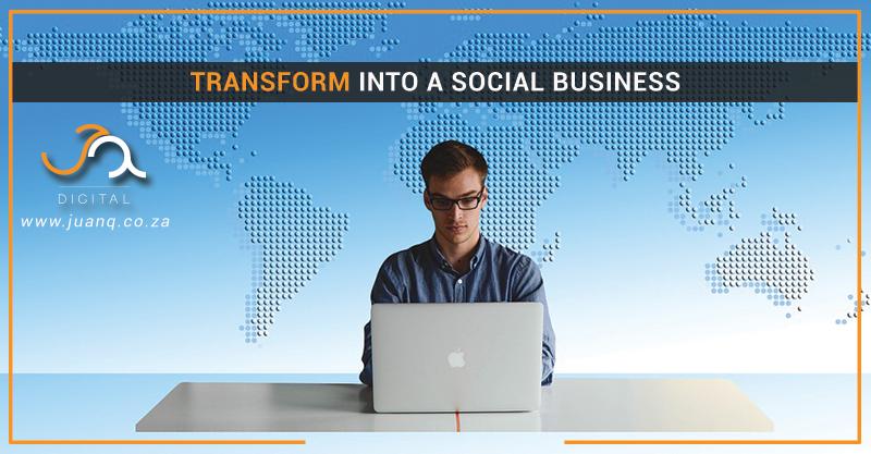 Transform Into a Social Business