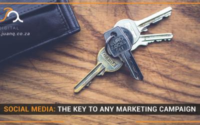Social Media: The Key to Any Marketing Campaign