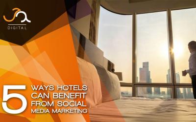 Social Media Marketing: 5 Ways Hotels Can Benefit